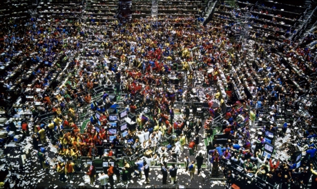 Chicago Board of Trade by Gursky